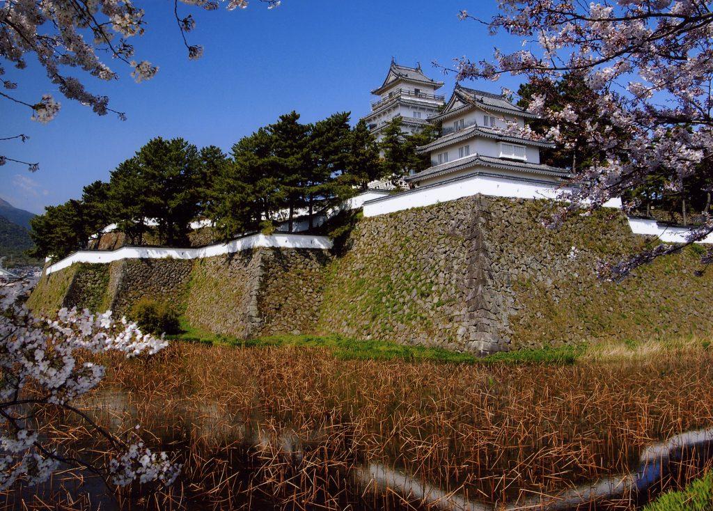 歴史ある島原城