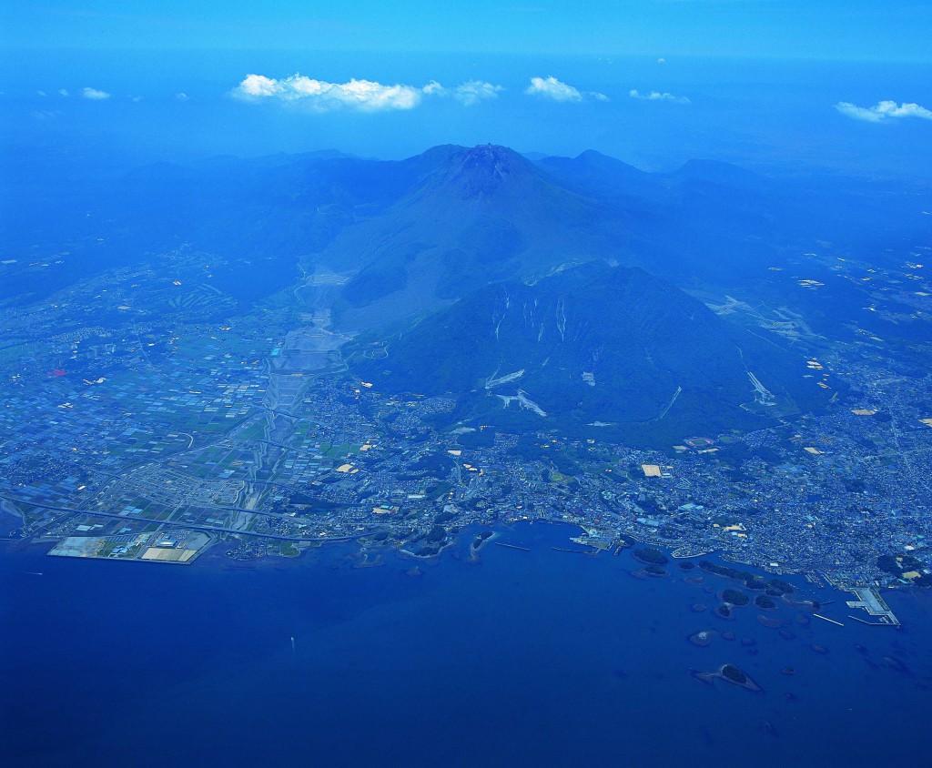 雲仙・普賢岳噴火災害から25年(平成15年撮影)