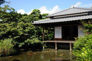 水屋敷(四明荘)