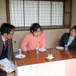 桃カステラ食べ比べ (9)