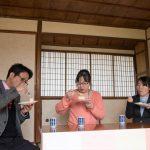 桃カステラ食べ比べ (8)