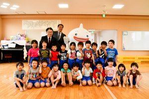 児童福祉施設訪問